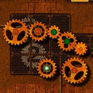 Gears Chains spin it 2