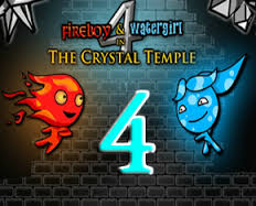 Fireboy and Watergirl the crystal temple