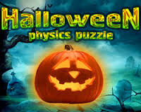 Halloween physics puzzle