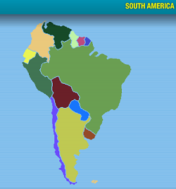 South America GeoQuest